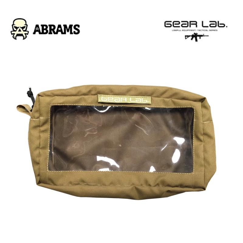 Сумка для мелочевки / инструментов G-pocket GearLab Gen 3 Window Wide Brown Medium