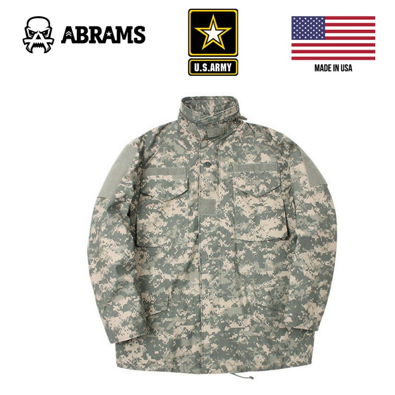 Куртка M65 цвет - ACU US Army, размер XL.