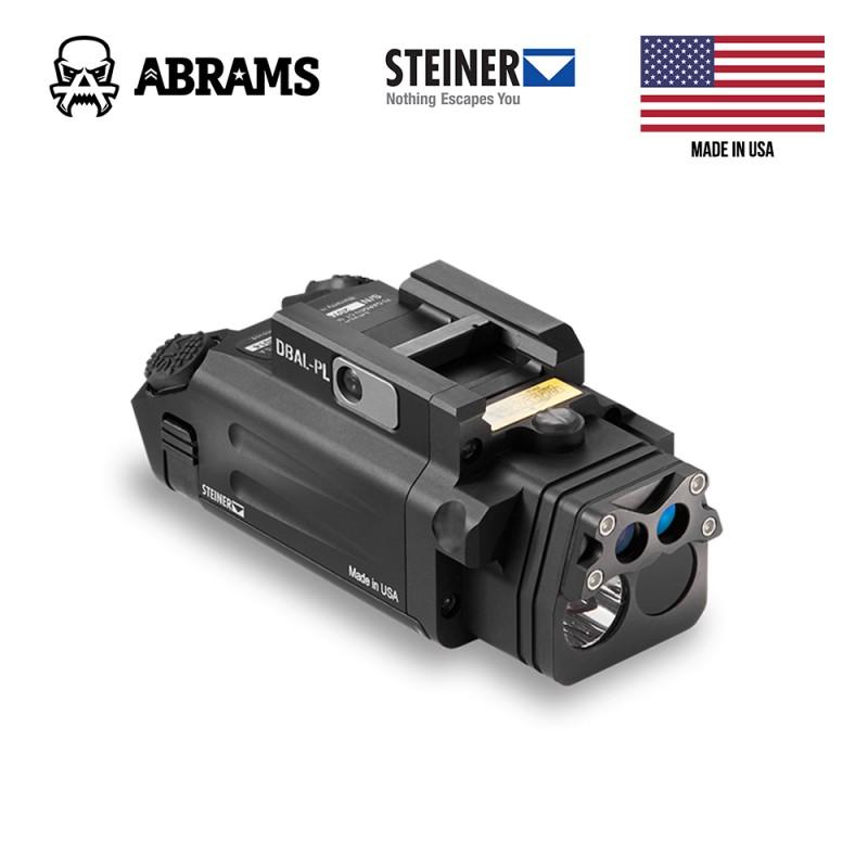 Лазерний пістолетний приціл з двома променями Steiner DBAL-PL