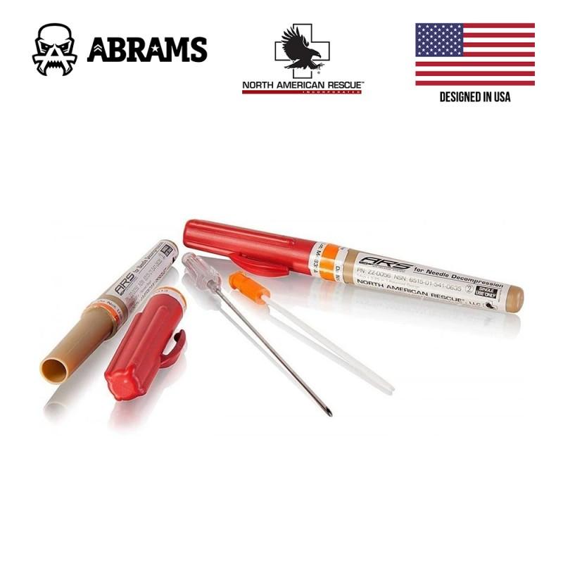 Иглы для декомпрессии при пневмотораксе NAR ARS Needle Kit