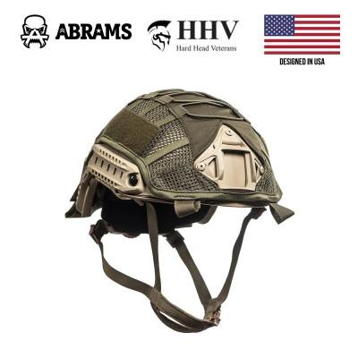 Чохол на каску Hard Head Veterans Ballistic Helmet ATE® HHV OD Green