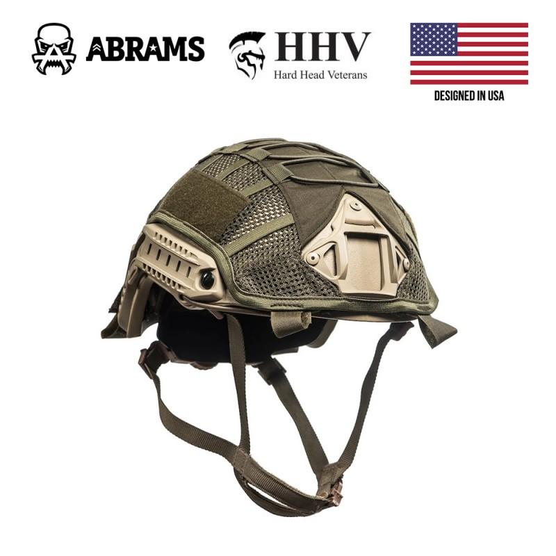 Кавер на каску Hard Head Veterans Ballistic Helmet ATE® HHV OD Green