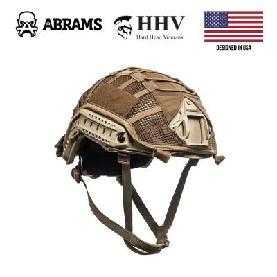Чохол на каску Hard Head Veterans Ballistic Helmet ATE® HHV Tan