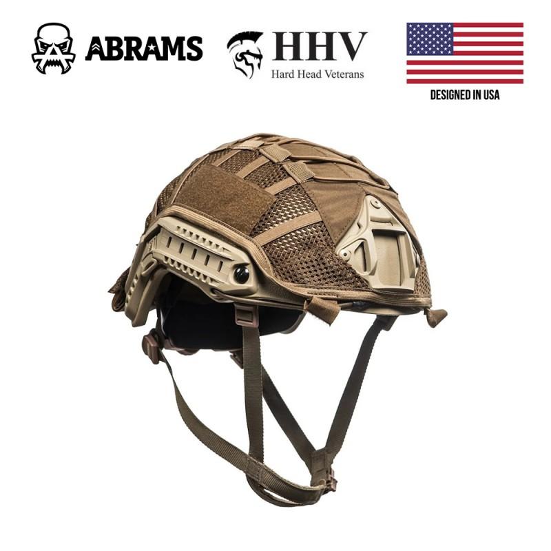 Кавер на каску Hard Head Veterans Ballistic Helmet ATE® HHV Tan