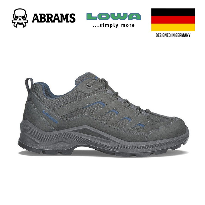 Черевики тактичні Lowa Sesto Lo Hiking Boots Grey  Denim