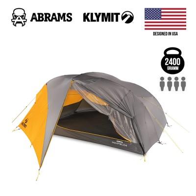 Ультралегкая 4-х местная палатка Klymit Maxfield Tent 4-person