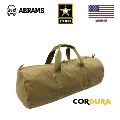 Сумка-баул Fire Force USMC Coyote Brown Trainers Duffle Bag Small из кордуры