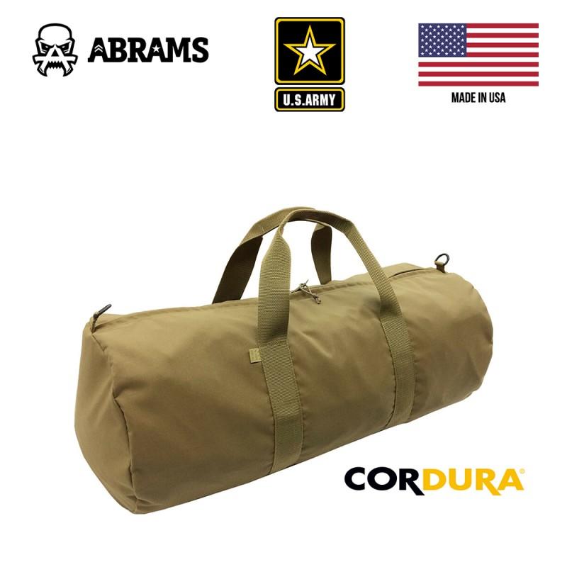 Сумка-баул Fire Force USMC Coyote Brown Trainers Duffle Bag Small из кордуры