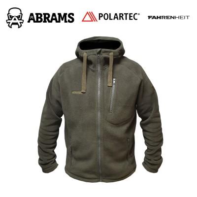 Куртка фліс Fahrenheit Polartec Classic Full ZIP Hoody Crocodile