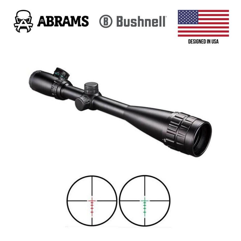 Прицел Bushnell Banner 4-16x40 Illuminated + кольца Leupold QRW 30mm