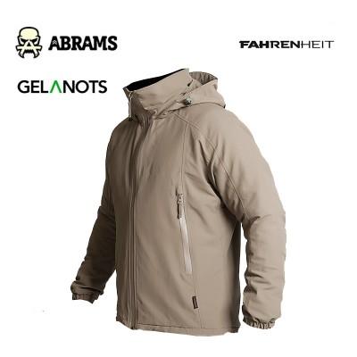 Тактическая куртка PCU Fahrenheit Gelanots Level 5 Coyote