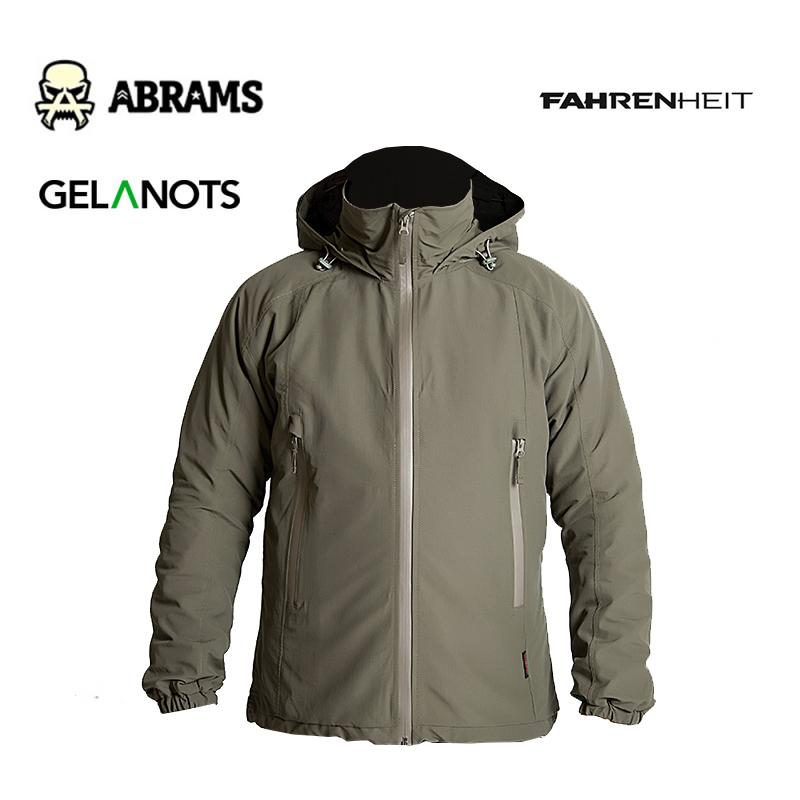 Тактическая куртка PCU Fahrenheit Gelanots Level 5 Khaki