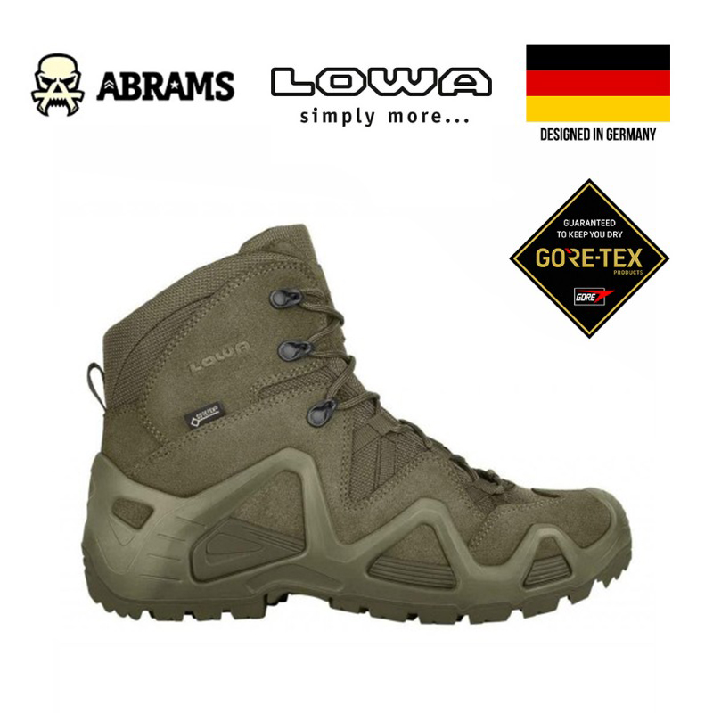 Ботинки Lowa Zephyr GTX® MID TF (Ranger Green)