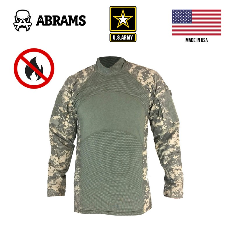 Боевая рубашка Combat Shirt Massif US Army - ACUpat