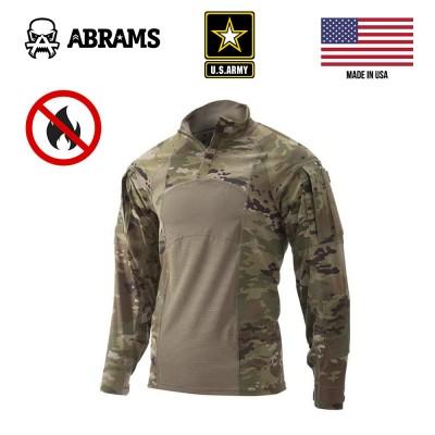 Боевая рубашка огнеупорная Massif Army Combat Shirt Type II (FR)  - Multicam