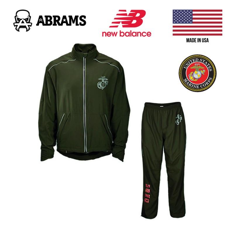 Спортивный костюм New Balance Морской Пехоты США USMC, размер Small, Б/У.