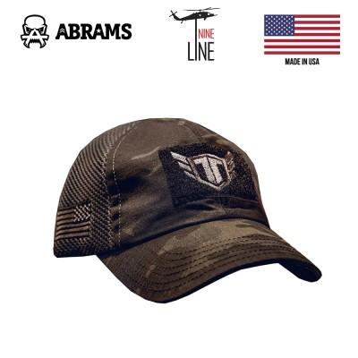 Кепка Nine Line Tig Dark American Made Mesh Back Hat