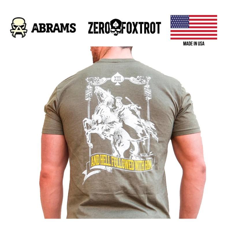Футболка Zero Foxtrot Pale Rider