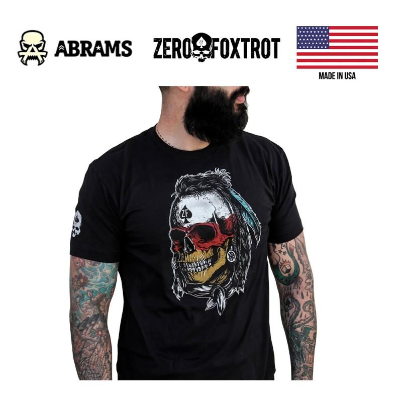 Футболка Zero Foxtrot Native (Dark)