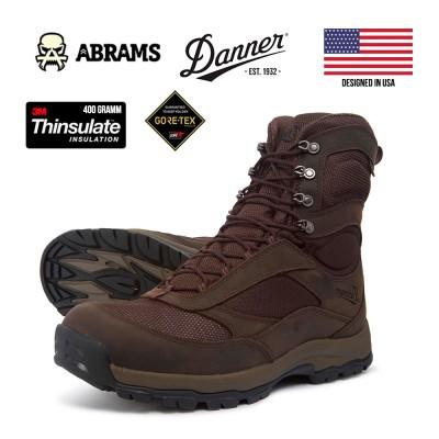 Трекинговые зимние ботинки Danner High Ground Gore-Tex® Brown