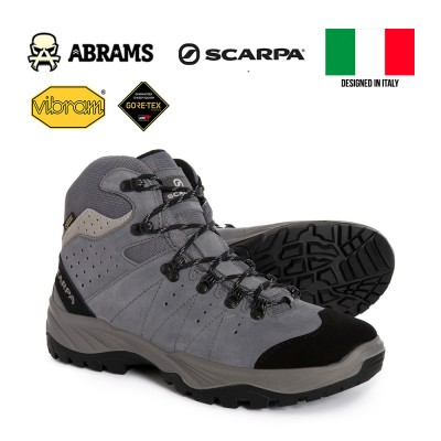 Хайкинговые ботинки Scarpa Mistral Gore-Tex® Hiking Boots Smoke/Pewter