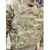 Бронежилет американский кевларовый армейский облегченный плэйт кэрриер SPCS KDH - Multicam