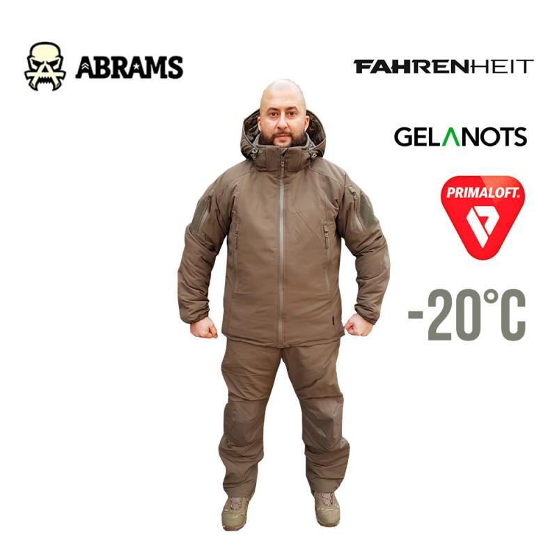 Комплект куртка и штаны Fahrenheit Gelanots Primaloft Crocodile