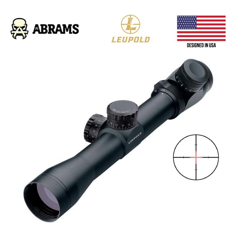 Прицел Leupold Mark 4 2.5-8x36 MR/T M2 с быстросъемным креплением LaRue Tactical