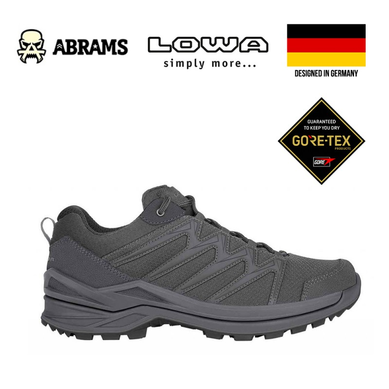 Ботинки тактические LOWA Innox PRO GTX Lo TF Wolf