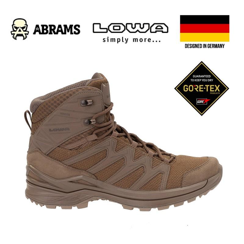 Ботинки тактические LOWA Innox PRO GTX Mid TF Coyote OP