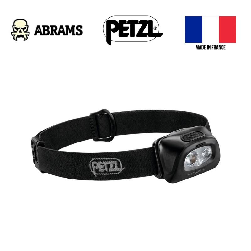 Налобный фонарь PETZL Tactikka + Black (350 Lumens)