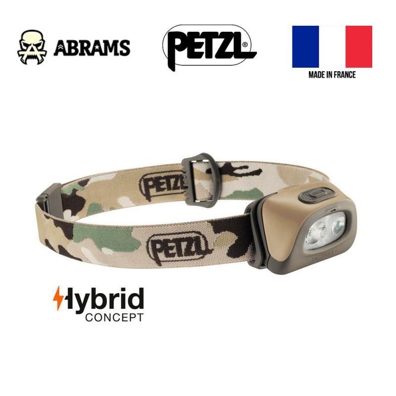 Налобный фонарь PETZL Tactikka + Camouflage (350 Lumens)
