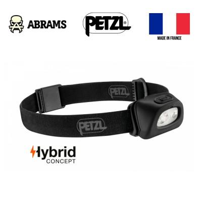 Налобный фонарь PETZL Tactikka + RGB Black (120 Lumens)