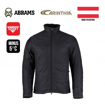 Куртка демисезонная Carinthia LIG 3.0 Jacket G-Loft - Black