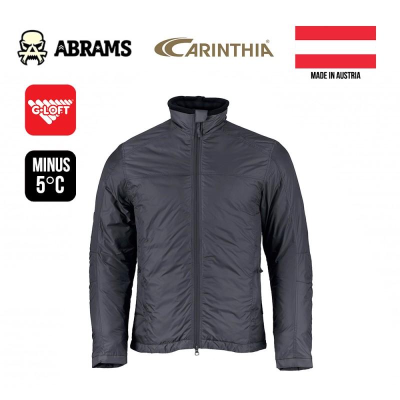 Куртка демисезонная Carinthia LIG 3.0 Jacket G-Loft - Grey, размер XL