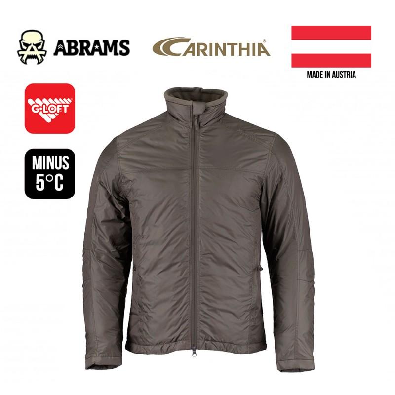 Куртка демисезонная Carinthia LIG 3.0 Jacket G-Loft - Olive