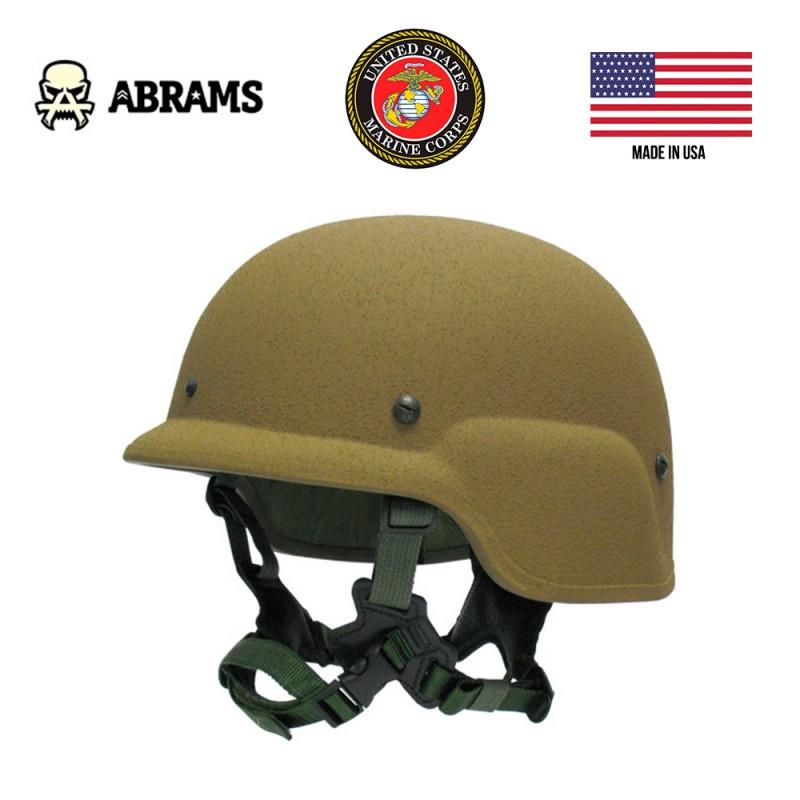 Шлем кевларовый боевой каска Lightweight Marine Corps Helmet (LWH) USMC