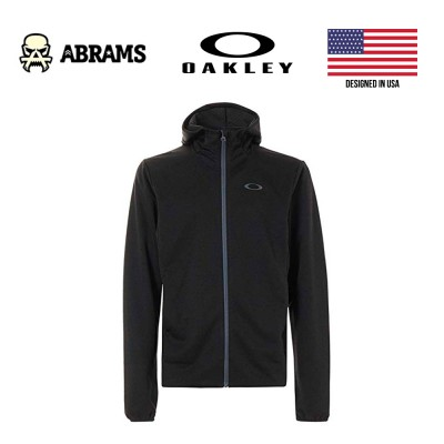 Кофта худи Oakley Enhance Technical Fleece Jacket Grid 7.0 Blackout