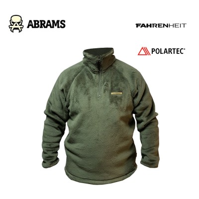 Куртка флис Fahrenheit Polartec High Loft Tactical Half Zip Olive