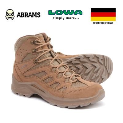 Ботинки тактические Lowa Sesto Mid Hiking Boots Coyote