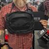 Сумка для скрытого ношения оружия Vertx Tourist Sling Multicam Black 6L