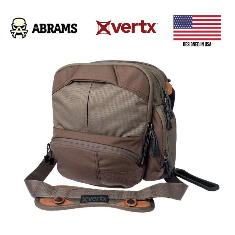 Сумка для скрытого ношения оружия Vertx Essential Bag 2.0 Grizzly Shade/Shock Cord 12L