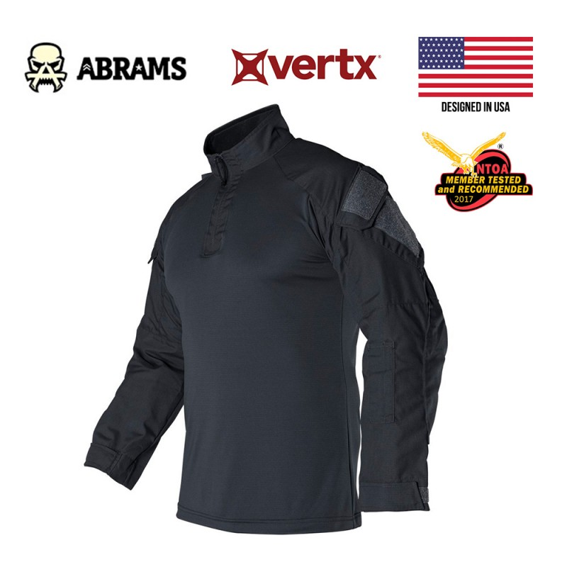 Боевая рубашка Vertx Recon Combat Shirt Smoke Grey