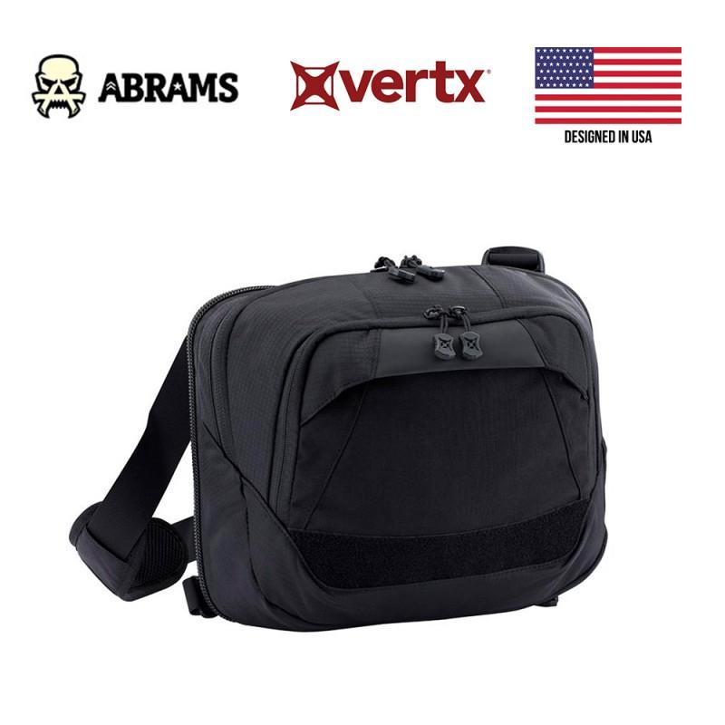 Сумка для скрытого ношения оружия Vertx Tourist Sling Black 6L