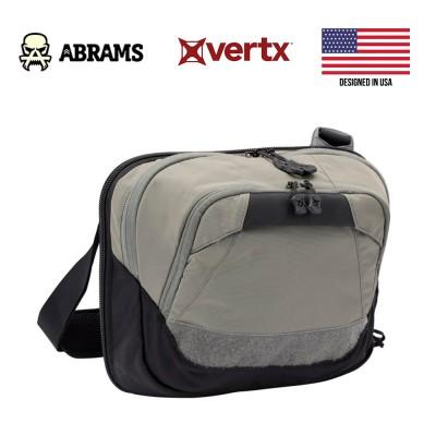 Сумка для скрытого ношения оружия Vertx Tourist Sling Black Grey Matter 6L