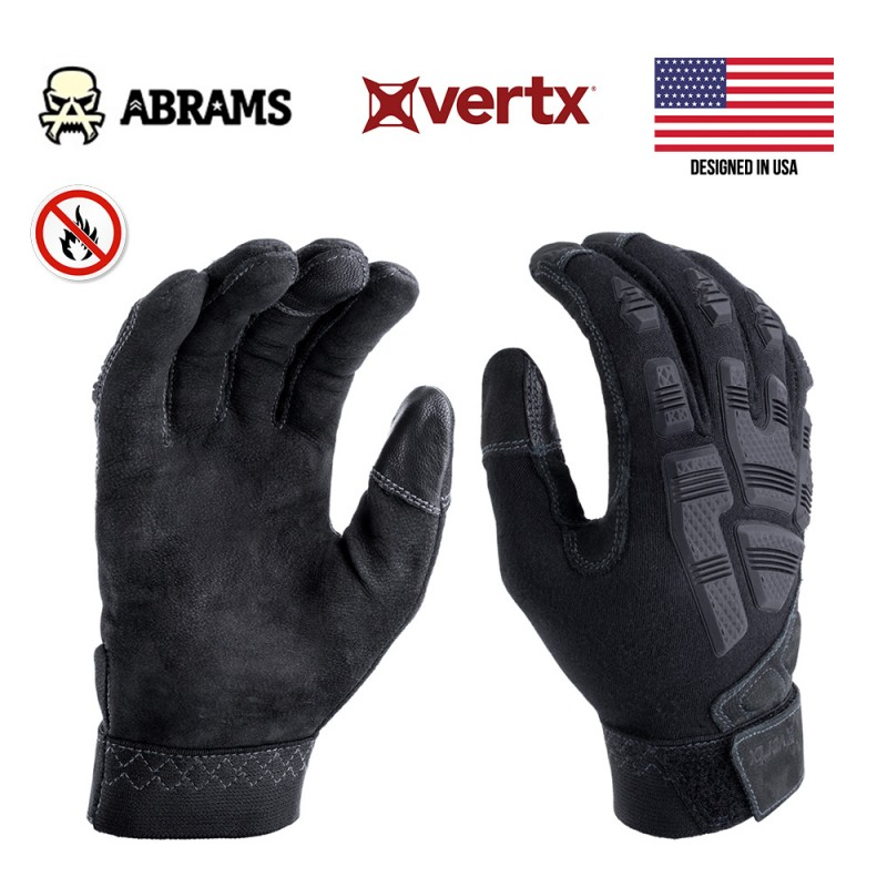 Перчатки Vertx FR Breacher Black