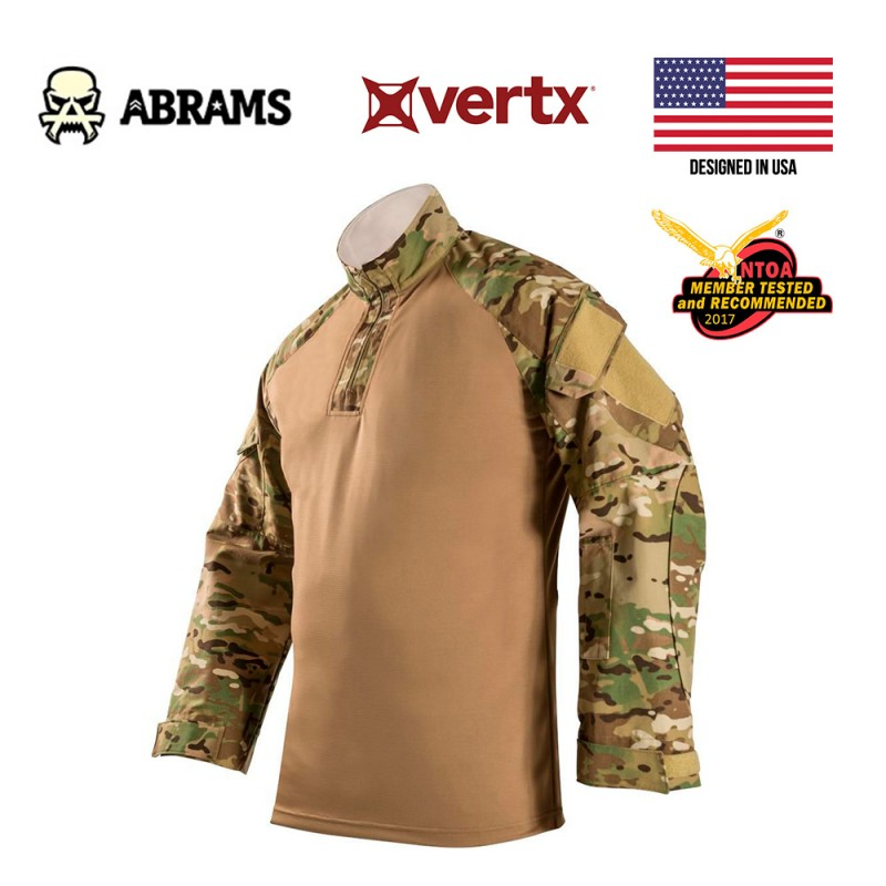 Боевая рубашка Vertx Recon Combat Shirt Multicam