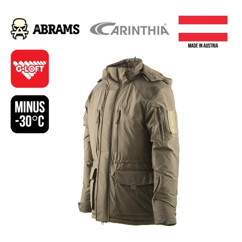 Куртка зимняя Carinthia ECIG 3.0 G-Loft - Olive