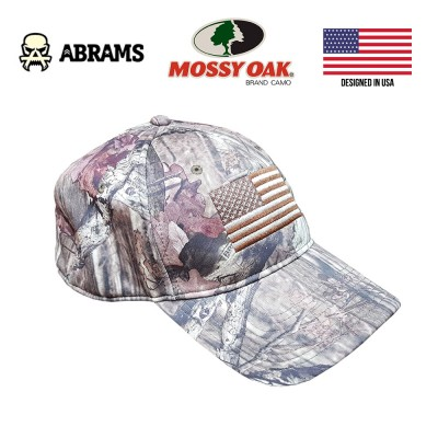 Кепка утепленная Mossy Oak Break-Up Camouflage Americana Cap
