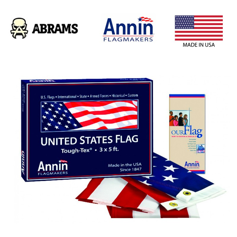 Национальный флаг США Annin TOUGH-TEX® 150x90